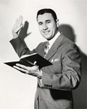Oral Roberts, an early prosperity preacher
