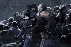 Batman can now overcome Bane