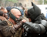 Bane is a symbol of despair. Batman must become a greater symbol of hope.