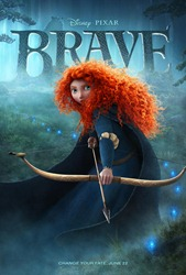 The movie Brave sacrifices accuracy for the sake of Romance