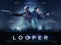 Looper film review by JR. Forasteros