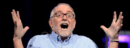 Bob Goff is actually this awesome IRL.
