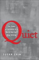 Click to buy Quiet on Amazon