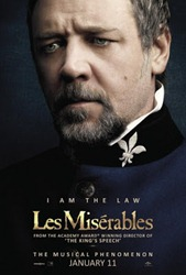 Les Mis - Javert Poster