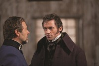 Les Mis - Javert and Valjean