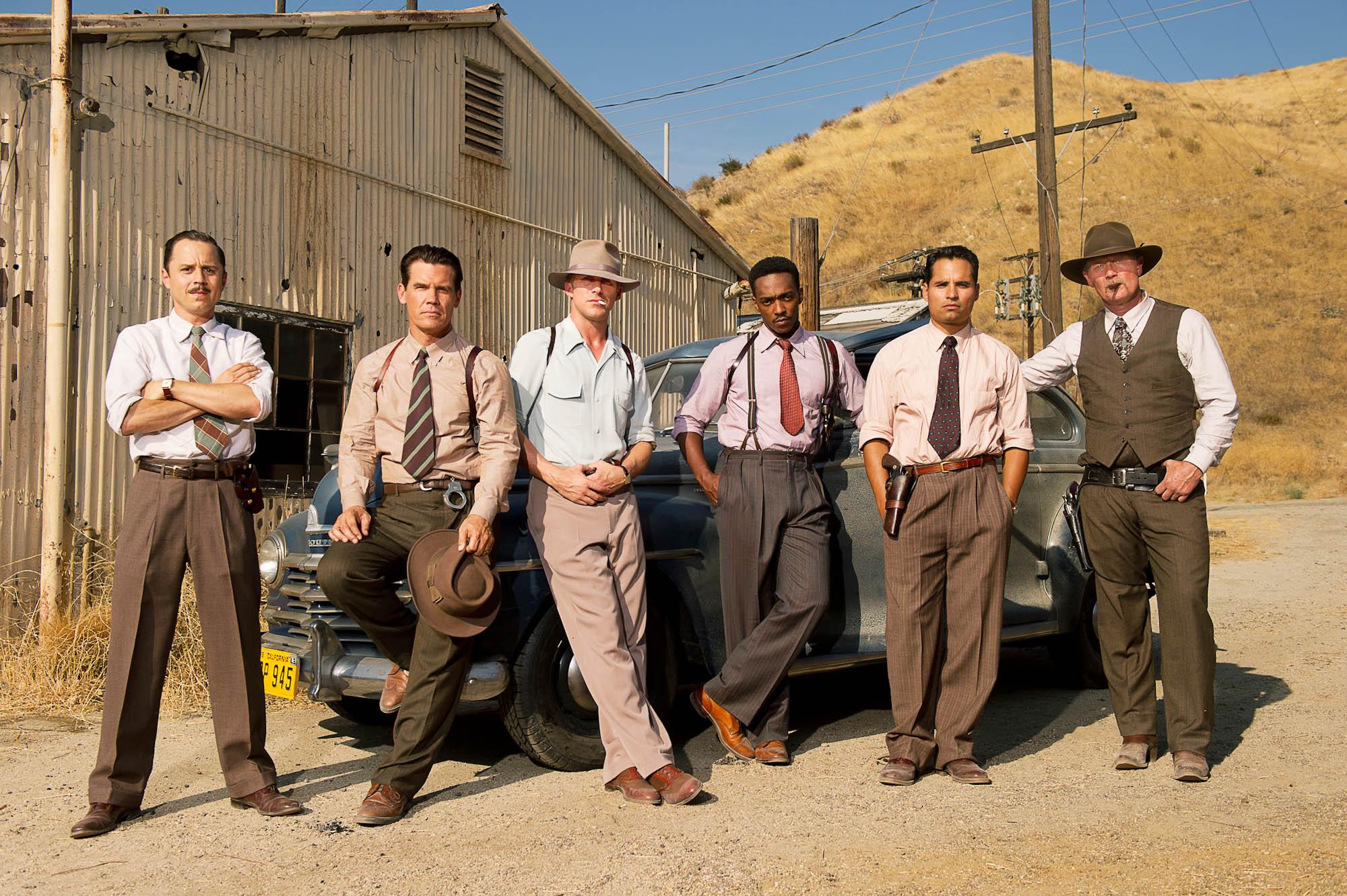 Zero Dark Thirty vs. Gangster Squad: Does Right Make Might? - JR ...