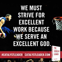 Click to check out Catalyst Leader on Amazon!