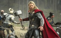 Thor will need his hammer to battle darkness