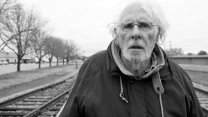 Bruce Dern is magnificent as Woody Grant. What is he really searching for?