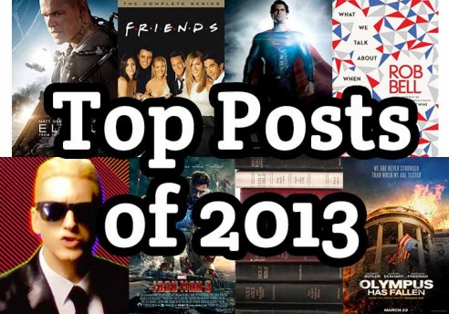 Top Posts of 2013
