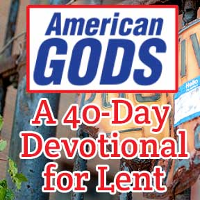 Sign up for my 40-Day Lent Devotional