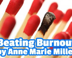 Beating Burnout by Anne Marie Miller