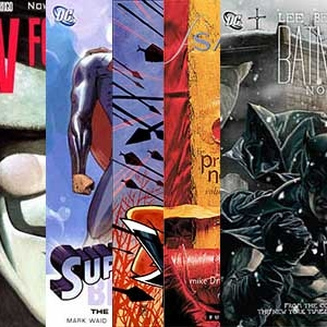 Graphic Novel Buyer's Guide