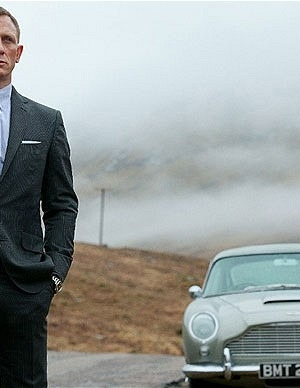 Skyfall: James Bond is the British Batman
