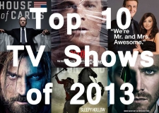 Top 10 TV Shows of 2013