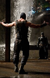 Bane becomes Batman's unlikely guide.