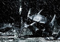 Batman's True Self is broken in The Dark Knight Rises.