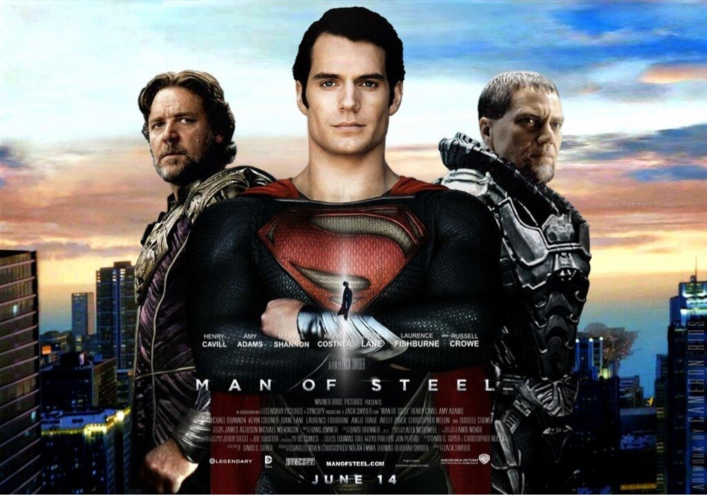 why man of steel isn t a superman story norville rogers