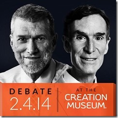 Bill Nye vs. Ken Ham Square