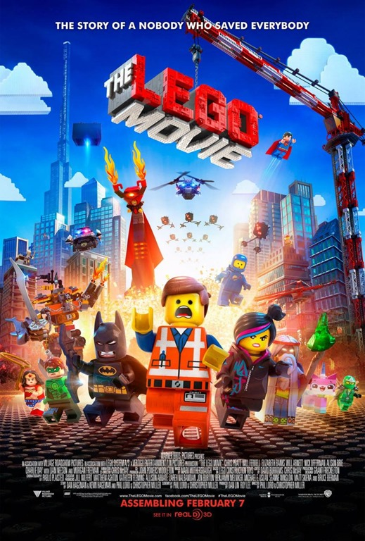 The Lego Movie Should You Follow The Instructions Norville Rogers